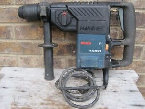 Bosch 11222EVS Heavy Duty Electric Corded Rotary Hammer Drill Works Great