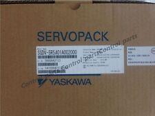 1 PC New Yaskawa SGDV-5R5A01A Servo Drives In Box