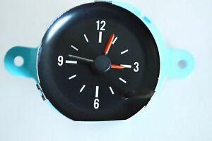 1970-81 Chevy Camaro Dash Clock Restored
