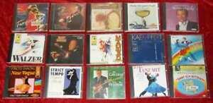 15 CD Tanzmusik Orchester Big Band  James Last Kaempfert Greger  - Sammlung -