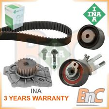 GENUINE INA HEAVY DUTY WATER PUMP & TIMING BELT KIT FOR VOLVO