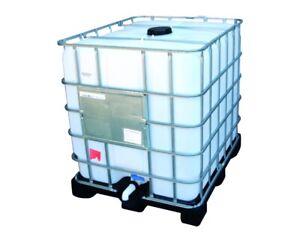 1000l IBC-Container Neu Schütz Wassertank, Regentonne, Regenfaß, Öltank, Kunstof