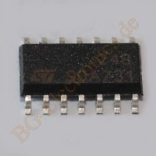 STM TDA-8118-D Control Head Playback /& Record Amplifier SO-20 SMD IC 6V 5mA 66dB