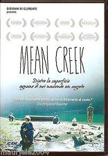 Mean Creek (2004) DVD NUOVO Jacob Aaron Estes, Rory Culkin Ryan Kelley Josh Peck