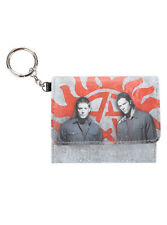 CW Supernatural Sam & Dean Winchester Trifold Men's Wallet Join the Hunt NEW