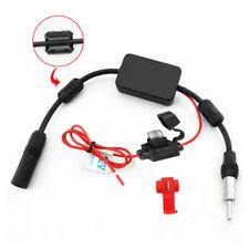 Autoradio Antennenverstärker Antenne Radio Signal Verstärker 12V Stereo FM/AM