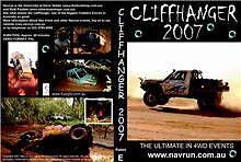 Cliffhanger Outback 2007 DVD Nissan GQ GU Patrol Range