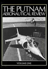 Putnam Aeronautical Review Volume 1 * John Motum Aircraft HC DJ 1990 NEW!