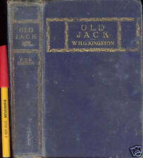 1903 OLD JACK 431p Antique TALE for BOYS W H G Kingston