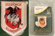 #D191. RUGBY LEAGUE FRIDGE MAGNET- ST GEORGE / ILLAWARRA DRAGONS