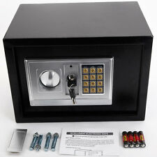 25EA Electronic Code Wall-in Metal Steel Box Safe Case Security Home Cash Lock
