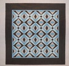 Susan Roberts Star Eyes Quilt Pattern Handpainted Needlepoint Canvas