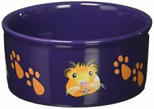 Kaytee Paw-Print PetWare Bowl, Guinea Pig, Assorted Colors