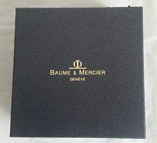 BAUME & MERCIER PER/FOR> OROLOGIO - WATCH - SCATOLA -BOX -