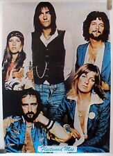 Rare Fleetwood Mac Vintage Music Poster
