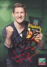 SCHWEINSTEIGER Werbe Autogrammkarte Funny Frisch IN PERSON orignal signiert RAR