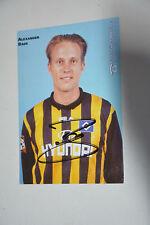 Alexander Bade HSV 1998/99 handsigniert