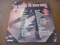 album 2 33 tours the best of the disco dance vol. 2