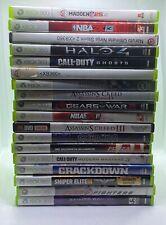 Wholesale Lot Of 18 Xbox 360 Video Games! GTA,Halo 4, Forza + More!