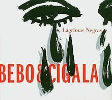 Lagrimas Negras von Bebo & Cigala | CD | Zustand gut