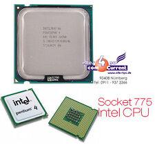 Procesador CPU INTEL PENTIUM IV 3200MHz zócalo 775 2Mb Caché sl94x 800MHz