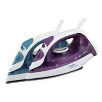 Electric Steam Irons Mini Portable For Clothes Adjustable Ceramic Ironing 1600w