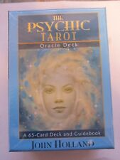 The Psychic Tarot Oracle Deck by John Holland (Cards, 2009)