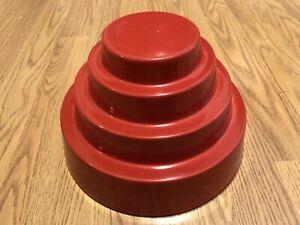 Vintage Devo Energy Dome Plastic Hat Circa 1980's
