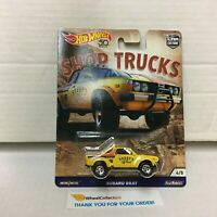 Subaru Brat * Hot Wheels Car Culture Shop Trucks * WA25