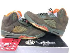 detailed look 43932 55fe2 Air Jordan 5 Olive for sale | eBay