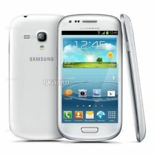 New Unlocked SAMSUNG Galaxy S3 III Mini i8190 White Phone