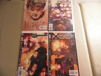 X-Factor Book 1-4 (Marvel 2002) Complete Set / Free Domestic Shipping