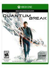 Quantum Break (Microsoft Xbox One, 2016) Alan Wake Download  Brand New Fast Ship