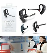 Genuine Plantronics Voyager 5200 Wireless Bluetooth Headset   For iPhone 7 6s 6