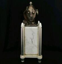 "Paul Wunderlich ""Diana"" Bronze Les Beaux Arts Auf Sockel"