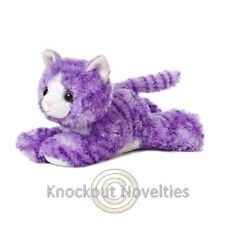 Molly - Purple The Kitty Aurora Plush Stuffed Animal Toy Cute Cuddly Cat Kitten