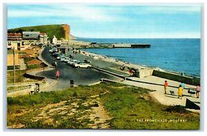 Postcard The Promenade West Bay Dorset