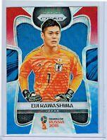 Panini Prizm Coupe du Monde 2014-GARDIENS Nº 16 EIJI KAWASHIMA-Japon