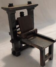 New listing Vintage Printing Press Pencil Sharpener