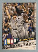 2020 Topps Series 2 Decades Best #DB-75 New York Yankees