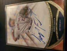 2017 Tier One, Jeurys Familia, Prime Performers Auto #/300 New York Mets