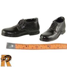 LA Cops - Shoes (for Ball Joints) - 1/6 Scale - Toys City Action Figures