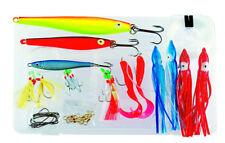 Cinétique havfiske NORDIQUE/Bateau 40-tlg. pilker-set vorfach-set dorschköder