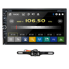 "2020 Sony Lens Double 2Din 7""Car Stereo Radio DVD Player In Dash BT MP3+CAMERA"