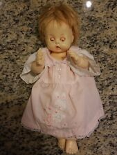 """RARE VINTAGE Effanbee Baby Doll, Twinkle, 1968, #2500, NOT ORIGINAL CLOTHES 16"""""""
