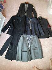(5) Royal Underground Jacket Personal Collection Men's M, L, XL PLUS FREE BONUS