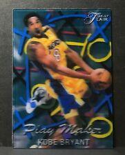 1995-96 Flair Play Maker Inspired Custom Lenticular  Kobe Bryant  #'d/24 (BB)