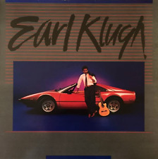EARL KLUGH ‎- Low Ride (LP) (VG/VG-)