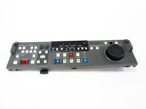 SONY BKDW-514 STANDARD CONTROL PANEL BKDW514 DVW A500 A500P 500P - E