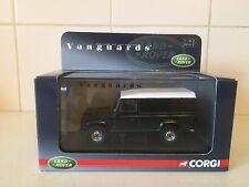 CORGI/Vanguards-LAND ROVER DEFENDER VAN-auto modello IN SCALA 1/43 - VA09701